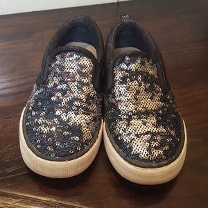GAP sequin shoes